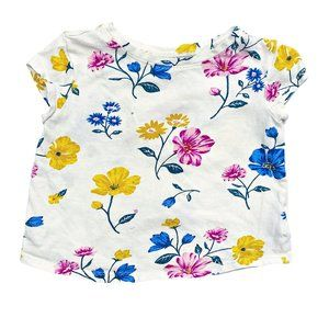 Old Navy Floral Print T-Shirt